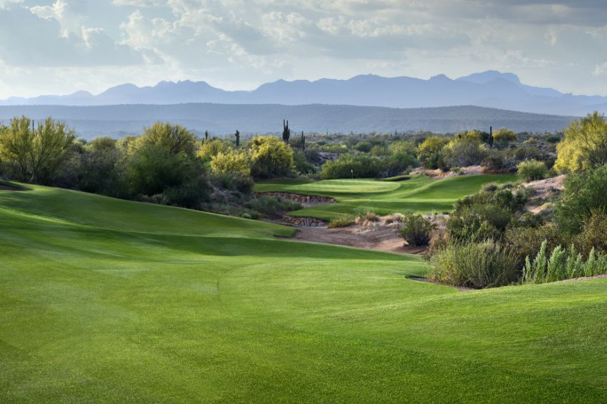 Cholla Course Undergoes Renovation