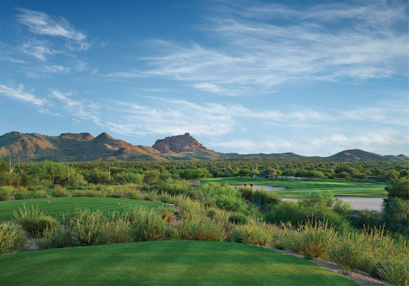 Cholla Course at We-Ko-Pa Golf Club Reopens After Renovation