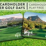 Cardholder Summer Golf Days at We-Ko-Pa