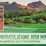 Meet We-Ko-Pa Golf Club's New First Assistant Golf Professional