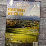 We-Ko-Pa Golf Club Featured on Cover of Colorado Avid Golfer