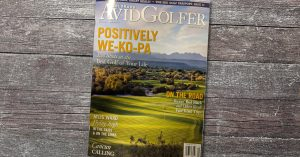 we-ko-pa cover feature colorado avid golfer