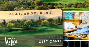 we-ko-pa gift card