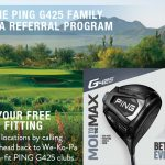 Get Fit for the PING G425 Lineup with We-Ko-Pa Referral Program